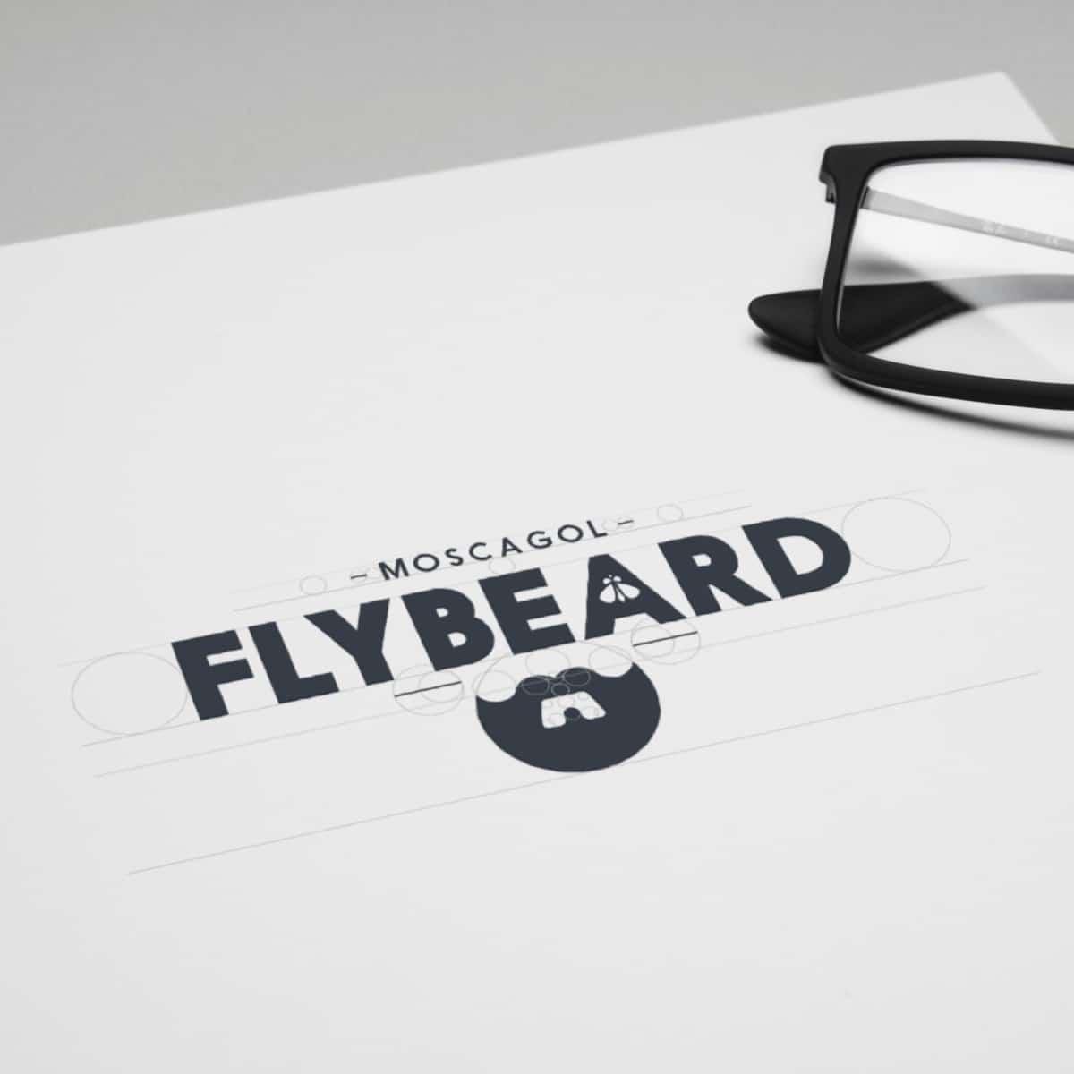 Mock Up Marchio Flybeard