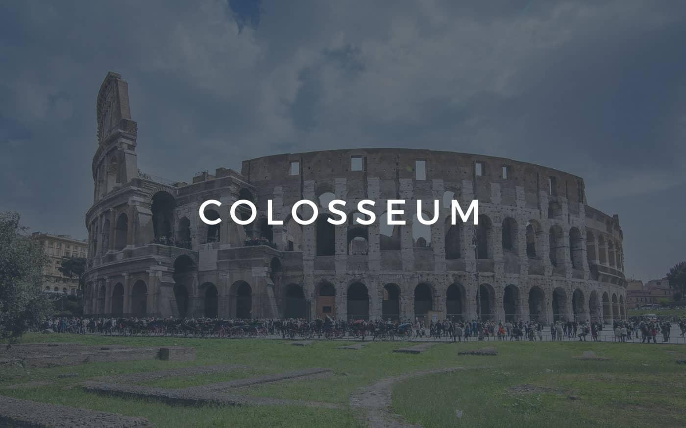 Logo Krome Colosseo