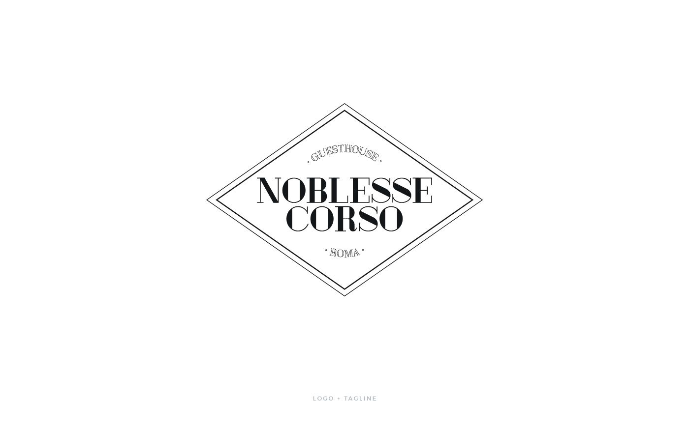 Logo Guesthouse Noblesse Corso