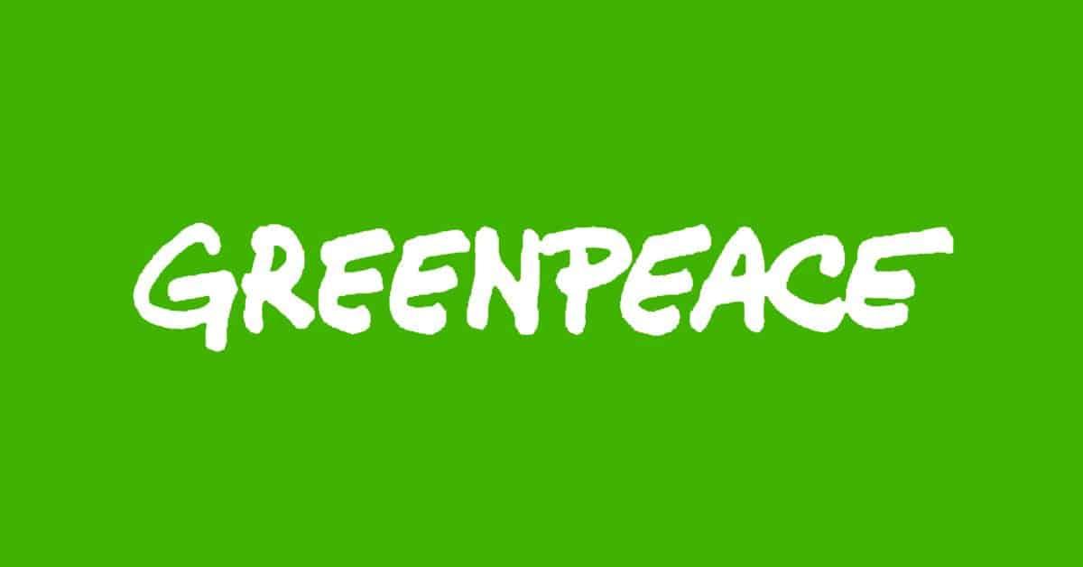 Logo Greenpeace Psicologia Colore