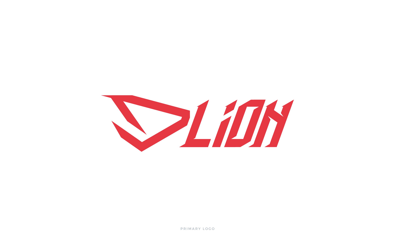 Logo abbigliamento DLion - Pittogramma