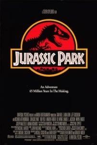 Locandine film Jurassic Park - Claudio Troisi Graphic Designer