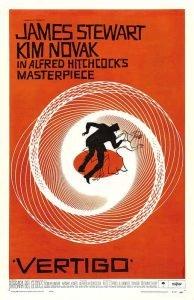 Locandine film Vertigo - Claudio Troisi Graphic Designer